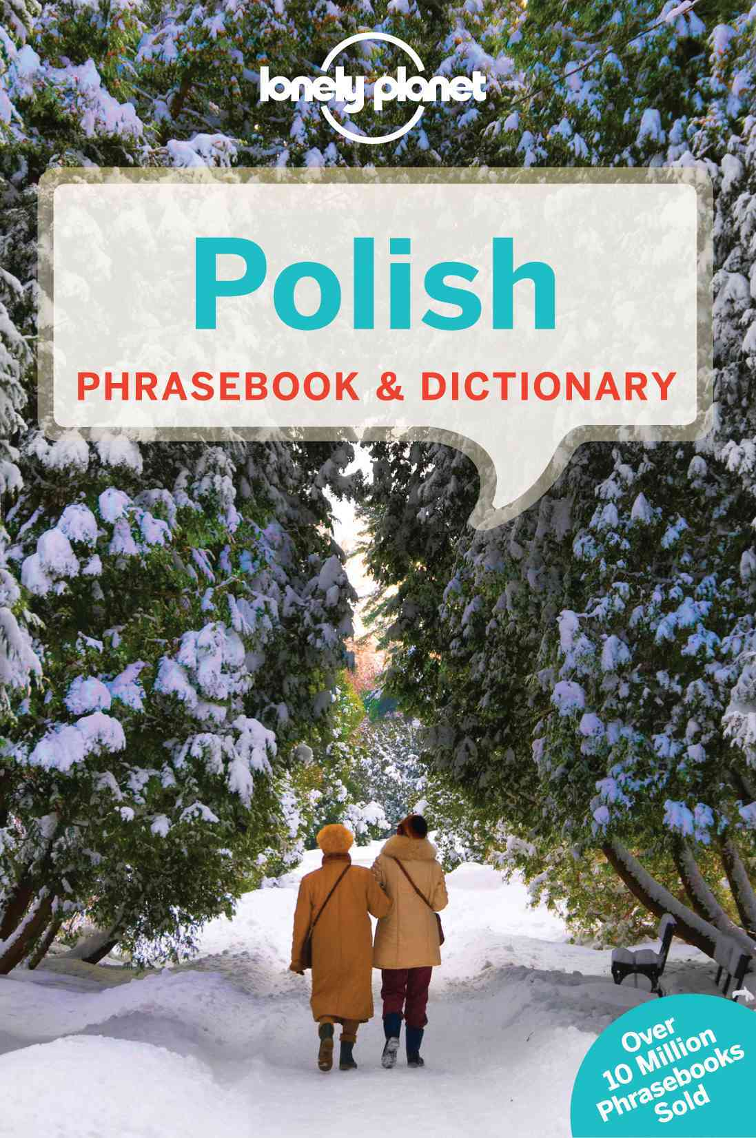 Lonely Planet Polish Phrasebook By Lonely Planet Publications (COR)